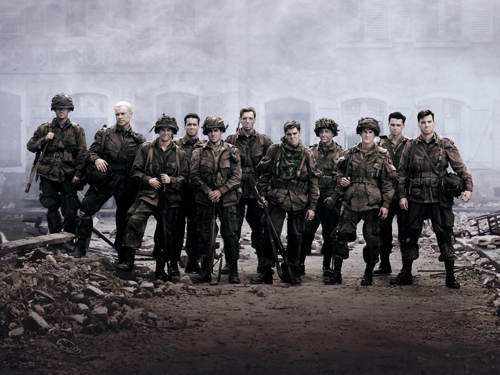 band of brothers michael van kerckhove band of brothers the actors