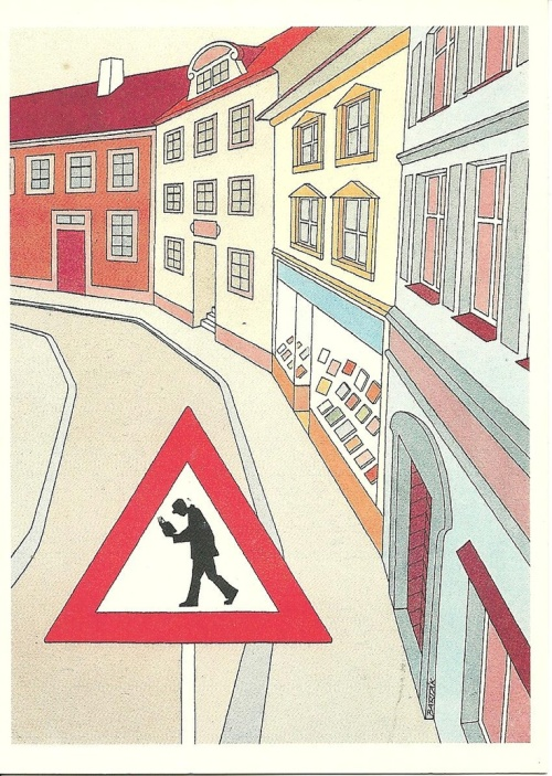 reader crossing