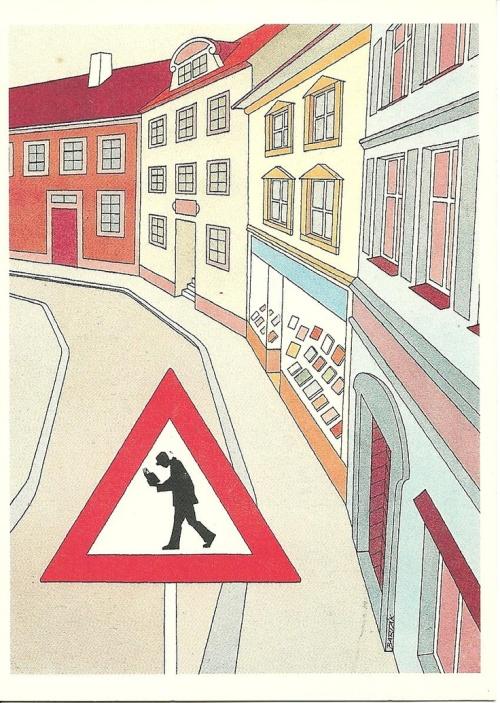 reader crossing